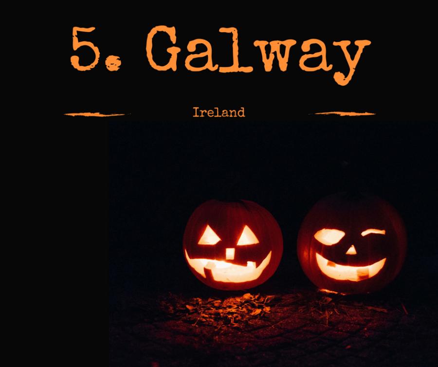 #5 Galway, Ireland