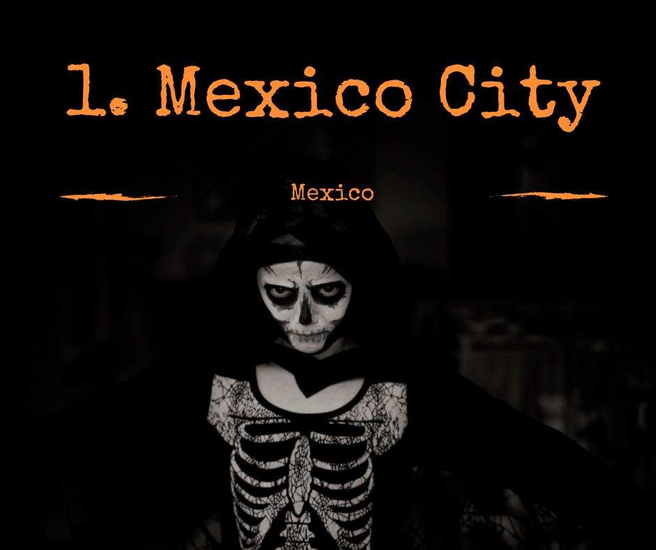 Halloween Vacations #1 - Mexico City Mexico