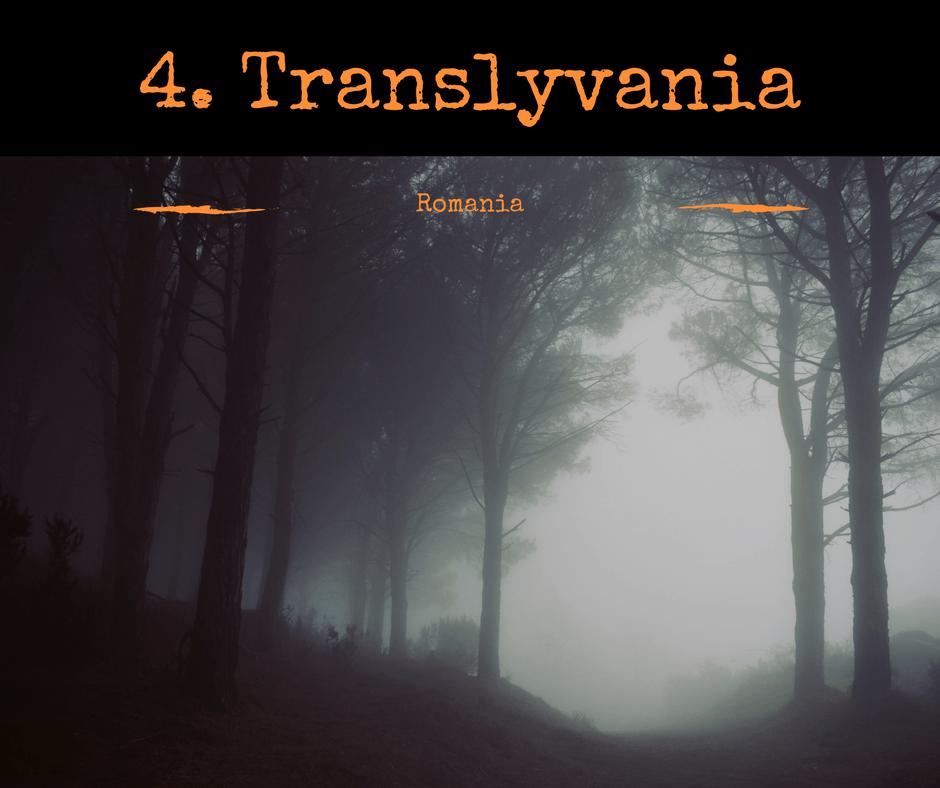 Sppoky Vacations #4 Translyvania, Romania