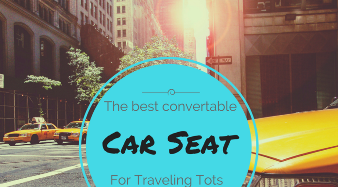 The best convertible car seat for traveling tots