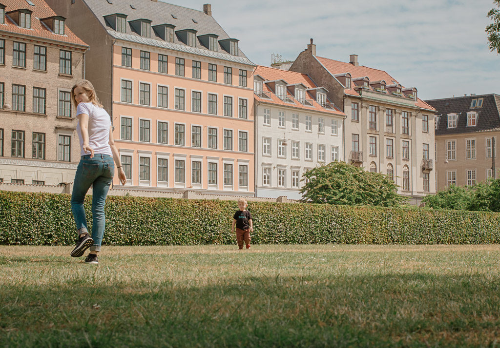 Summers are a great time to visit Copenhagen with kids