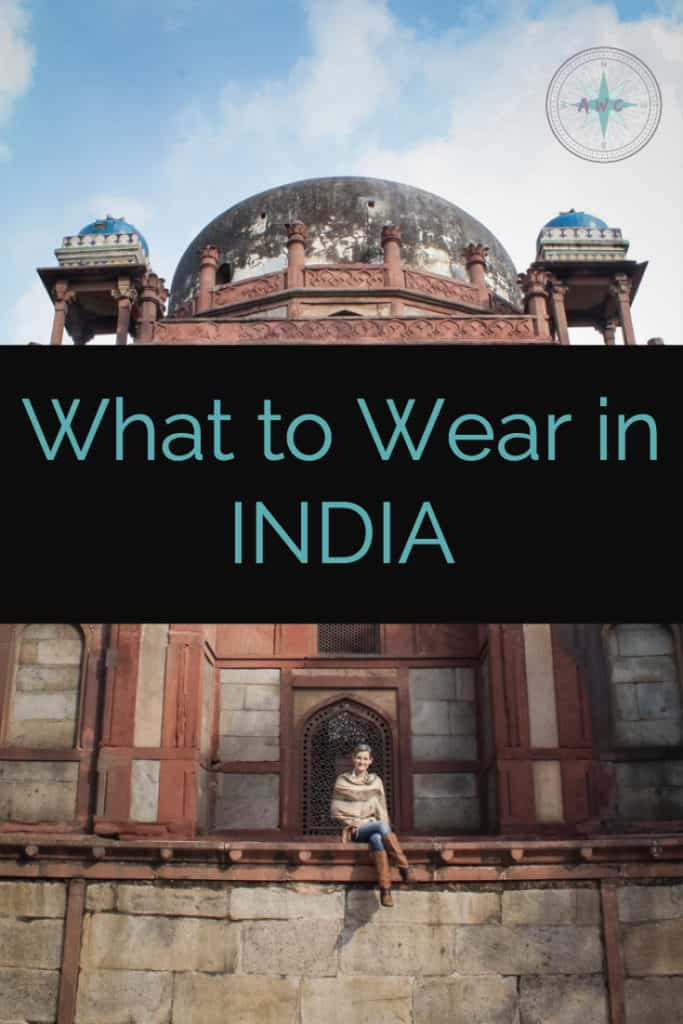 """What to wear in India. Two days ago someone asked me if they could wear a capped-sleeve shirt in India, Last week it was """"Can I show my calves?"""" While India may have an ultra-conservative reputation, in reality, it doesn't live up to all that. Here is everything you need to know about how what to wear in #India written by someone who lives here. #indiapackinglist #travelstyle #whattowear #indianfashion #traveladvice #incredibleindia #travelindia #seetheworld"""