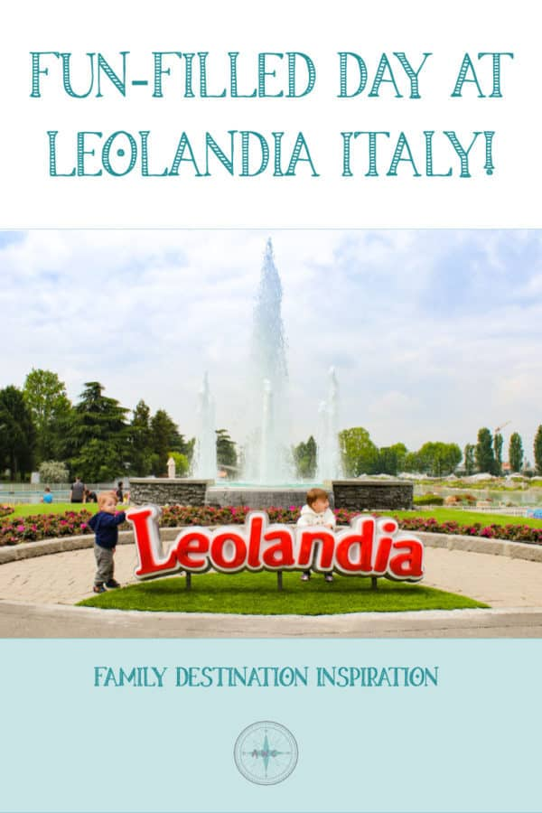 Leolandia is perfect for families with small kids. Rides, Live shows, Character appearances, a life-sized Thomas the train and more in Italy! The perfect #daytrip from #MIlan! ..#adventureswithchildren #familytravel #travelwithtoddlers