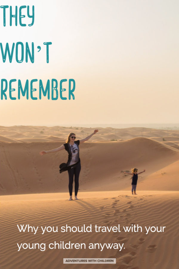 Have you ever been told that travelling with young children is a wast of time because they won't remember? Well, here's why you should throw that advice out the window and take that trip! ......... #travelwithkids #familytrip #familyvacation #travelwithkids #showthemtheworld #familytravel Travel with kids. Benefits of travelling with kids, family travel
